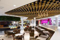 Award winning Canberra Centre Food Court photography