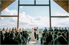 North Georgia Outdoor Wedding Ceremony