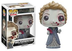 een 19e-eeuwse zombie: Mrs. Featherstone. #Funko #FunkoPop