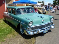 1956 Chevrolet  wagon