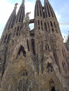 Touring Barcelona, Spain~ 1227 Foster