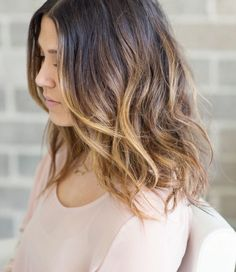 9 Hairstyles For LOB A Long Bob - The Girl behind the Camera medium hairstyles