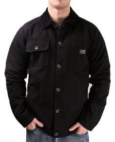 Alpinestars Longshoreman Men`s Military Jacket Coat Black Size M - List price: $60.00 Price: $46.79 Saving: $13.21 (22%)