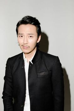 Kim Nam Gil (Red and Black) interview by Kstyle news Kang Chul, Running Man, Korean Actors, Interview, This Or That Questions, Guys, Portrait, Beauty, Black