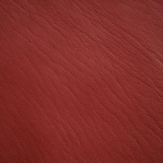 Red Vegetable Natural Goat Leather. Swatches in-stock and ready to ship.