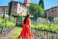 More Pictures, We The People, Tuscany, Cape, Around The Worlds, Italy, How To Wear, Fashion Design, Dresses