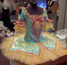 The Costume Lady - Marzipan