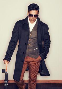 Akshay Kumar. Bollywood Actors.