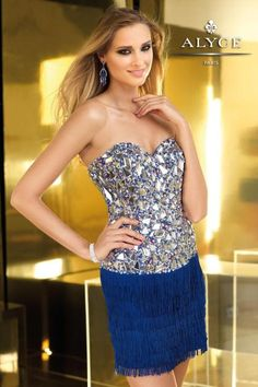 Alyce 2230 at Prom Dress Shop