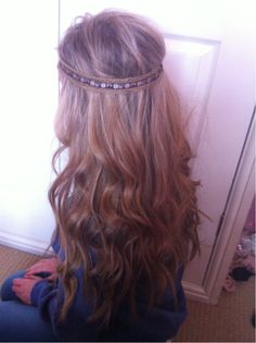 Hairstyle that would be perfect for coachella #MissKL #MissKLCoachella