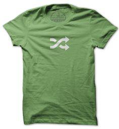Shuffle T-Shirt | The Unrefinery