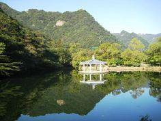 The country where I will live, come August.  (Naejangsan National Park, South Korea.)