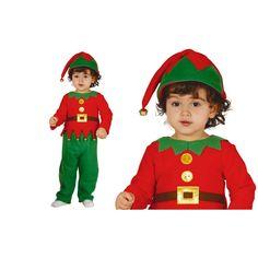 772d60ccda254 Déguisement Elfe Noël Bébé  déguisementsnoël  costumespournoël Deguisement  Elfe