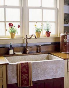 Kitchen Farm Sink