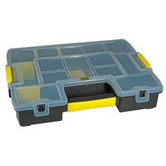 Stanley 1-97-483 junior sortmaster orgainser with 512 different configurations.
