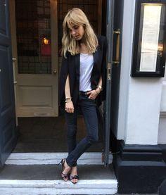 (via HIGHSTREET FAVORITE - Look De Pernille) #fashion #style