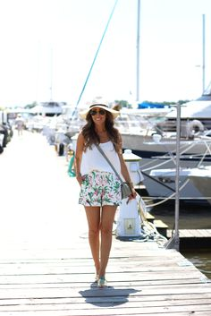 Lilly Style: Summer sandals + Kate Spade giveaway