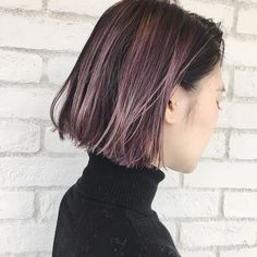 silver and grey hair color Lavender Hair Colors, Hair Color Purple, Pink Hair, Dip Dye Hair, Dyed Hair, Short Grunge Hair, Hair Color Streaks, Stylish Hair, Ombre Hair