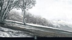 TimberLine by Eve Ventrue, concept artist & illustrator, Germany