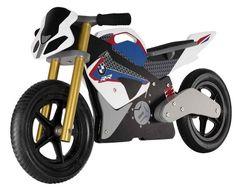 BMW S 1000 RR Kidsbike Draisienne moto 2 à 4 ans