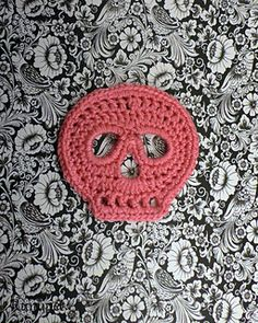 Crochet Skull Pattern by Kelly DeSandro on Ravelry