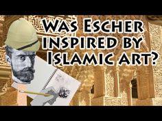 MC Escher Inspired by Islamic Art? - YouTube