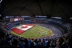 Blue Jays Opener 2013 #Toronto #Canada (Photo by Don Teody Deguzman Jr)