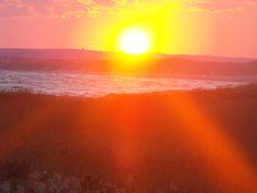 Horseneck Beach Sunset   Westport, MA