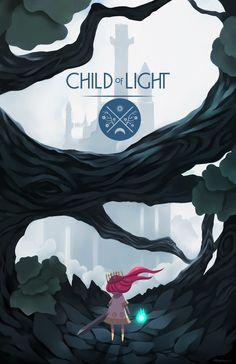 ArtStation - Child of Light - Leave Your Castle, : Rousteinire :