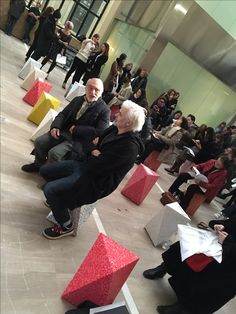 Atelier Mendini: Francesco Mendini & Alex Mocika on #ecopixel sustainable material