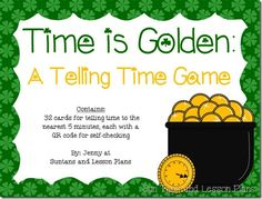 37 Best 2nd grade telling time images in 2018   Telling time