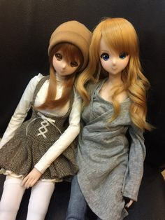Mirai Suenaga and Kizuna Yumeno Smart Doll by pox4231