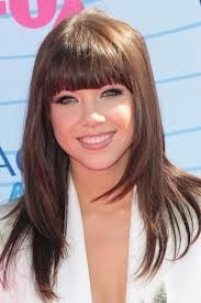 Carly Rea Jepsen.  I dont really like her. I needed more people for my board!!!