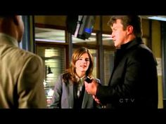 Castle - Piano Man Ending 3x10 - Cast Singing! One of the best moments ever. I miss Capt Montgomery