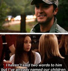 Luke Bryan, be my baby daddy!