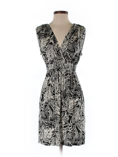 Ann Taylor LOFT Women Casual Dress Size S (Petite)