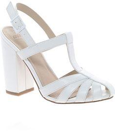 ASOS HAPPY DAYS Heeled Sandals on shopstyle.com
