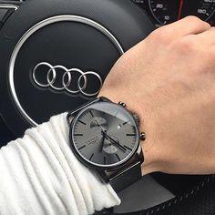 É hora de Apostar no seu Estilo! Relógio Massa da @tayroc! Loftmasculino.com # Use #LoftMasculino - #relogio #watch #acessorios #acessories #estilo #style #modamasculina #fashion #blog #luxury #itboy #men
