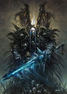 Arthas Menethil - literally my most favorite character of all time