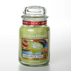 Margarita Time Yankee Candle Best Scent Ever Smells So Good Candles