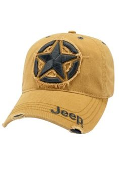 Something to wear with the top off Jeep  3D Star Cap Jeep Wrangler Jk 1e3972b2a21e
