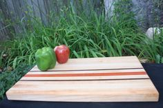 Cutting Boards, Butcher Block Cutting Board, Carving Board, Hard Rock, Etsy Seller, Building Plans, Awesome, Creative, Handmade Gifts