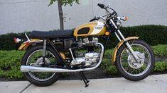 1972 Triumph Bonneville T120V - 1
