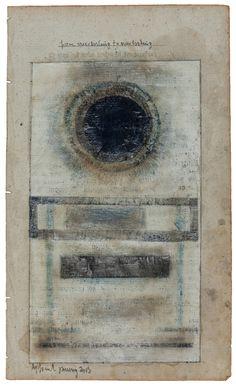 "Herbert Pfostl, ""from everlasting to everlasting"" - Light Issued Against Ruin - 50 Watts"