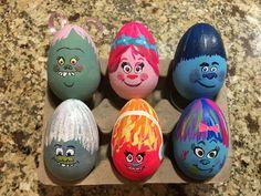 Trolls Easter Eggs