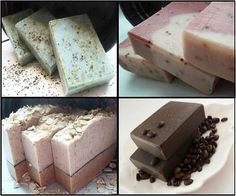 PICK 4 Handcrafted Artisan Soaps Black Kettle by bksoapco on Etsy, $23.00
