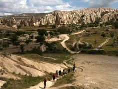 Whole Foods started a travel company called @Whole Journeys. Travel highlights food and culinary adventures! One of the destinations is hiking the Cappadocia region of Turkey (pictured).