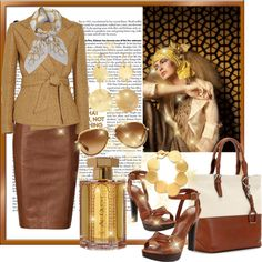 Classy, created by jacque-reid on Polyvore