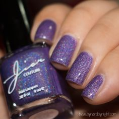 Jior Couture June 2015 Mystery Polish | Swatch