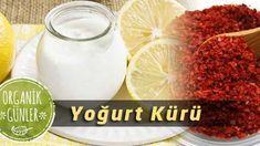 Yoğurt Limon Pul Biber Kürü ile Zayıflama Diyeti Yogurt, Glass Of Milk, Healthy Life, Detox, Drinks, Food, Style, Swag, Beverages